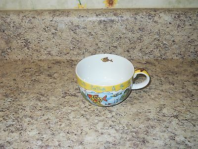 Paul Cardew She Sells Sea Shells 1 Tea Cup  From Set Very Nice