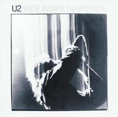 U2 - Wide Awake In America (NEW CD)