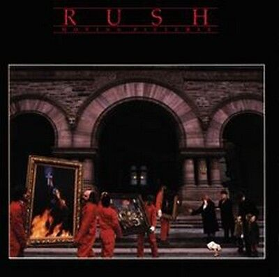 Rush - Moving Pictures (Remastered) (NEW CD)