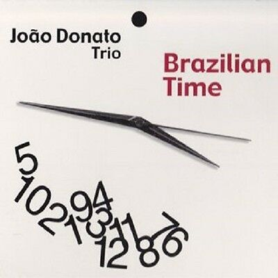 Joao Donato Trio - Brazilian Time / Rare & Hard to find cd from Elephant Records