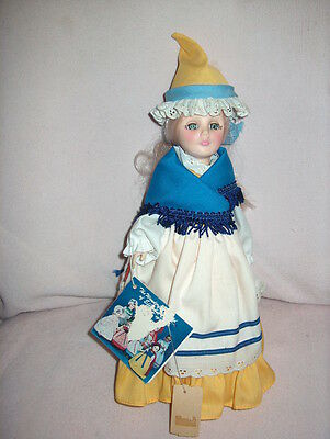 EFFANBEE 'MOTHER GOOSE DOLL WITH ORIGINAL TAGS MADE IN THE USA PLEASE VIEW PICTU