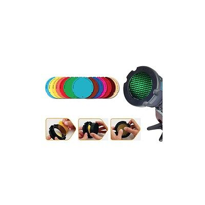 ROGUE GELS LIGHTING FILTER KIT per ROGUE GRID GELATINE