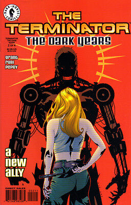 TERMINATOR The Dark Years (1999) #2 (of 4) - Back Issue
