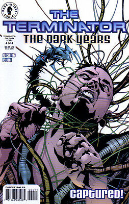 TERMINATOR The Dark Years (1999) #4 (of 4) - Back Issue