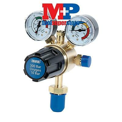 Draper 35010 300 Bar Oxygen Regulator