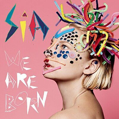 Sia - We Are Born (NEW CD)