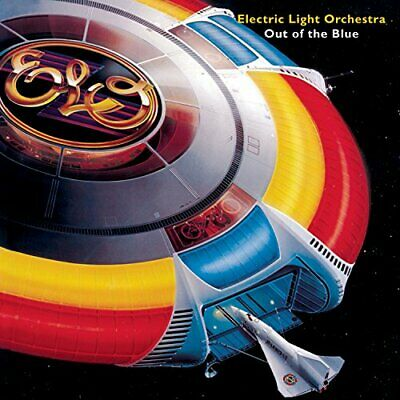 Electric Light Orchestra / ELO - Out Of The Blue - Extra Tracks (NEW CD)