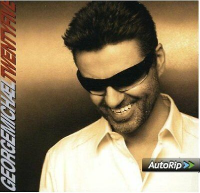 George Michael - Twenty Five (Greatest Hits/Best Of) (NEW 2 x CD)