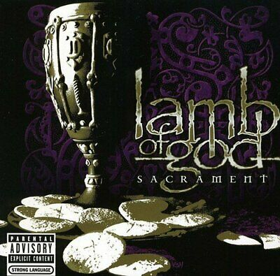 Lamb Of God - Sacrament - 2006 (NEW CD)