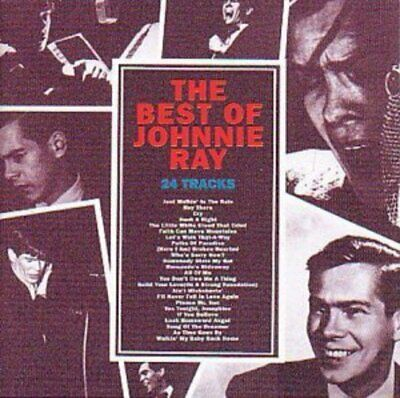 Johnnie Ray - The Best Of Johnny Ray (NEW CD)