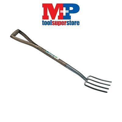 Draper 20680 Young Gardener Digging Fork with Ash Handle
