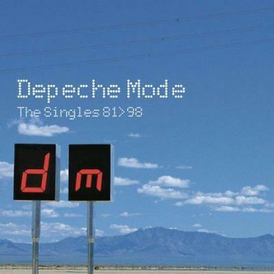 Depeche Mode - The Singles 81-98 (2013) (NEW 3CD)