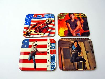 Bruce Springsteen The Singles Covers COASTER Set #1