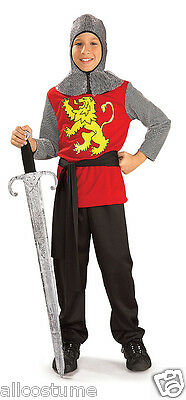 Kids Medieval Lord Costume Child Knights Costume Child English Knight 881096  sc 1 st  PicClick & KIDS Medieval Lord Costume Child Knights Costume Child English ...