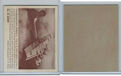 R177-1 Gum Productions, Zoom, 1940, #15 Consolidated Xpb2y-1