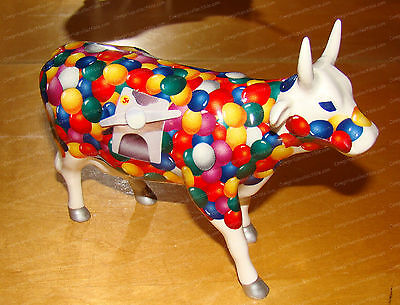 7307 - The GUM-BULL (CowParade) Houston 2002 (Retired) Westland Giftware