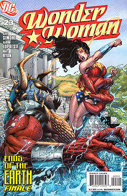 WONDER WOMAN #23 (2007) - Back Issue