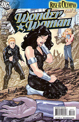 WONDER WOMAN #27 (2007) - Back Issue