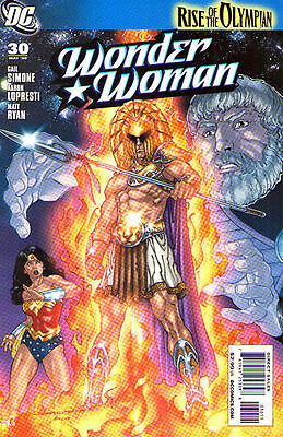 WONDER WOMAN #30 (2007) - Back Issue
