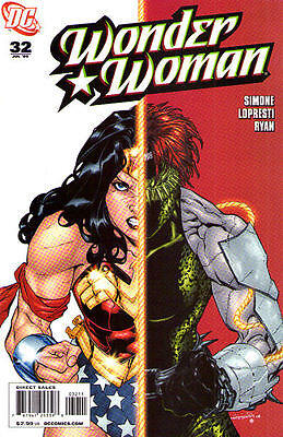 WONDER WOMAN #32 (2007) - Back Issue