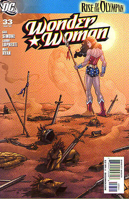 WONDER WOMAN #33 (2007) - Back Issue