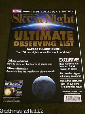 Bbc - Sky At Night #100 - Ultimate Observing List - Sept 2013