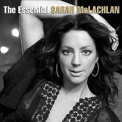 SARAH MCLACHLAN - The Essential 2 CD *NEW* Very Best Of, Greatest Hits, Angel