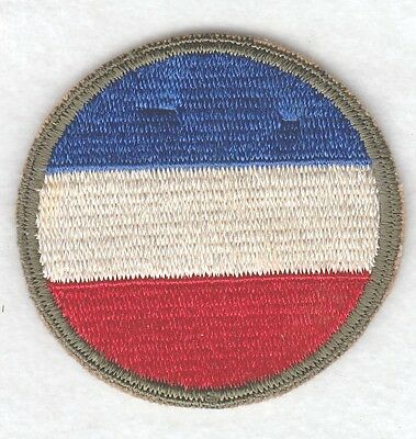 Army Patch:  Army Ground Forces - WWII era