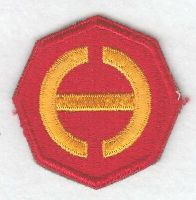 Army Patch:  Hawaiian Department - WWII era