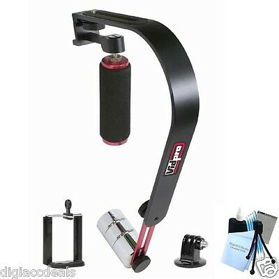VidPro Pro Video Stabilizer System SB-8 With 1 Mount for GoPro Hero Camera