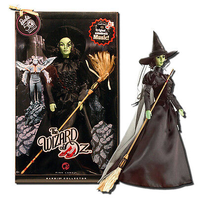 Barbie Wizard of Oz Musical Collection The Wicked Witch of the West 11-Inch Doll