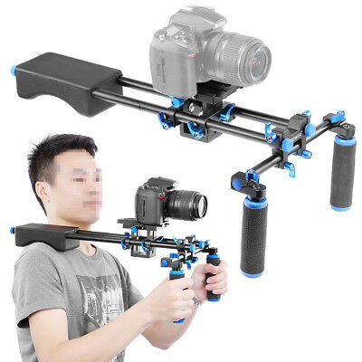 NEEWER Light Video Stabilizer Shoulder Mount DSLR Cameras Camcorders EM#01