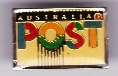 1988 WORLD EXPO BRISBANE -AUSTRALIA POST OFFICIAL SUPPORTERS PIN -GOOD CONDITION