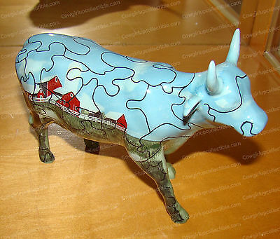 9181 - PUZZLED (CowParade) NYC, 2001 (Retired)