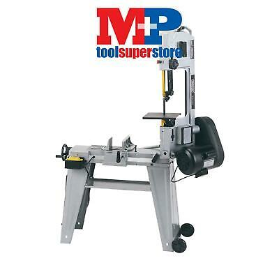Draper 30736 350W 150mm 230V Horizontal and Vertical Metal Cutting Bandsaw