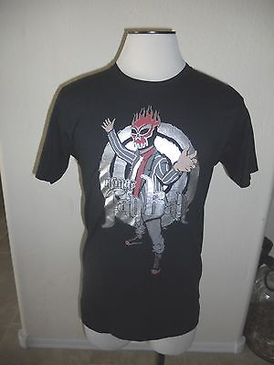 KFMS Fan Ball 2012 Large Tour T Shirt Offspring Corey Taylor Hollywood Undead