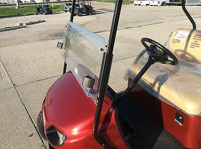2014 E-Z-GO Txt Golf Cart Windshield CLEAR Fits The New Body Style 14-18 Model