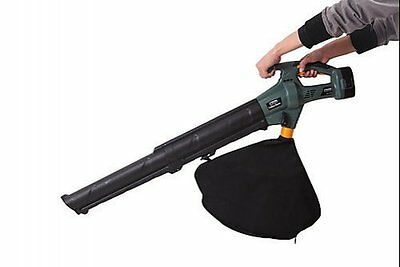 NEW Cordless Electric Blower & Vacuum 18v -Rechargeable