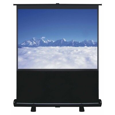 """100"""" Pull Up Portable Projection Professional Office Home Theatre Screen"""