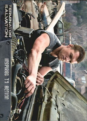 2009 Terminator Salvation #26 Inspired to Action