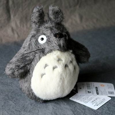 "Studio Ghibli 7"" Totoro - Official Plush Toy - New"