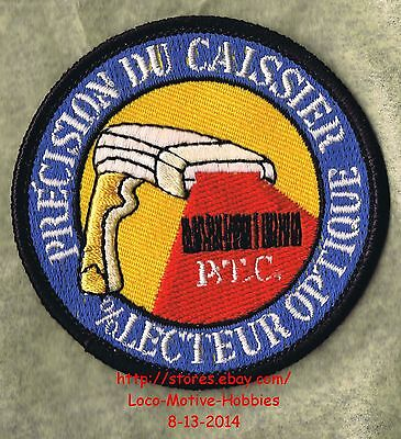 LMH PATCH Badge  HOME DEPOT Precision du Caissier PTC CASHIER ACCURACY Scanning