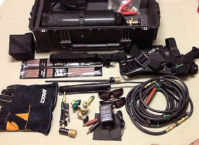 Broco Breaching Torch Kit PC/TACMOD1 Exothermic Cutting Torch Rescue & Recovery