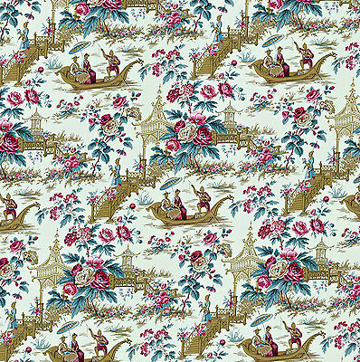 Dolls House Wallpaper 1/12th 1/24th scale Oriental Quality Paper #262