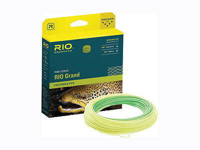 Rio Grand NEW Weight-Forward Floating Fly Fishing Lines