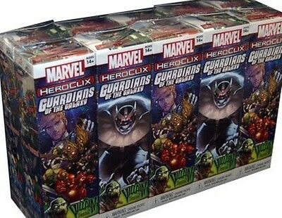 HeroClix Guardians of the Galaxy Booster Brick