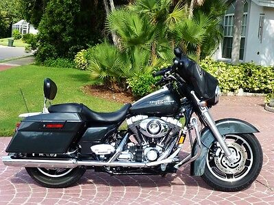 Harley-Davidson : Touring 2007 STREET GLIDE  FULLY LOADED  LOW MILES  1584CC/6-SPEED  EXCELLENT CONDITION