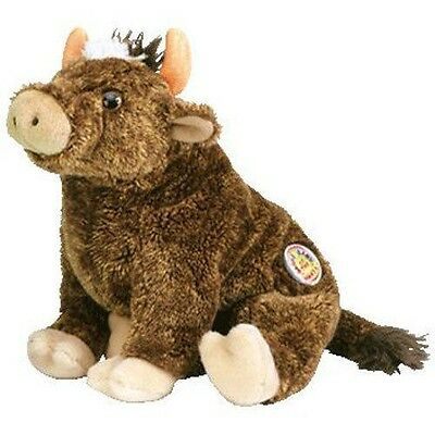 TY Beanie Baby - JERSEY the Cow January 2004) (6 inch)