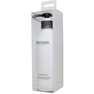 Balmain Professional Quality Shampoo for Shiny & Nourished Hair Extensions 250ml