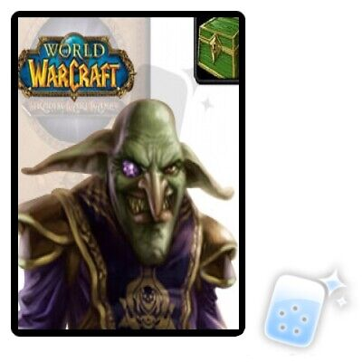 Landro's Gift World Of Warcraft Wow Loot Card Tcg Unscratched